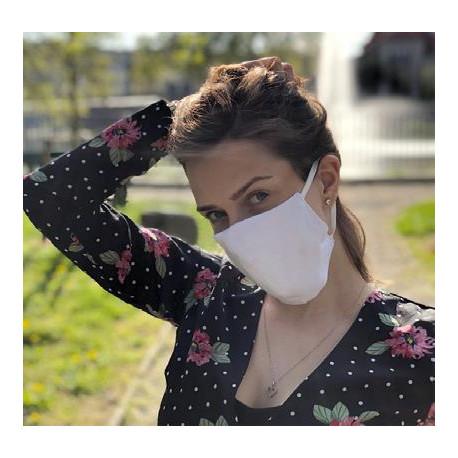 Masque barrière MARS lavable fabriqué en Europe