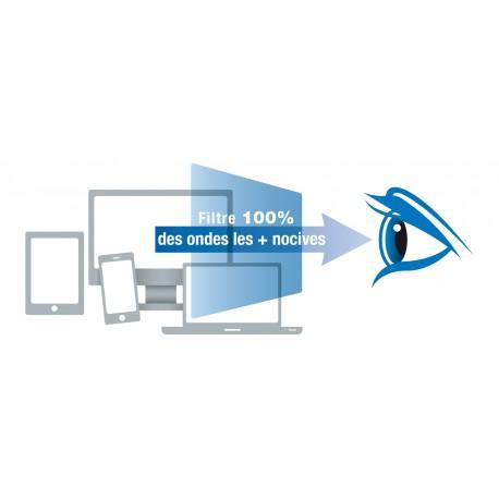 """Filtre anti lumière bleue pour Ordinateur 12.5"""" (16/9è) ou inférieur"""