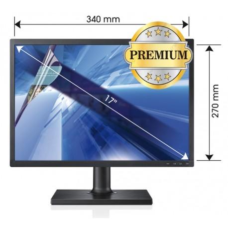 Protection d'écran BlueCat Screen PREMIUM pour Ordinateur portable 17pouces 4/3 (270mmX340mm) ou inférieur
