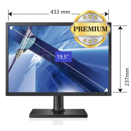 Protection d'écran BlueCat Screen PREMIUM pour Ordinateur  19,5 pouces 16/9 (237mm*433mm)ou inférieur